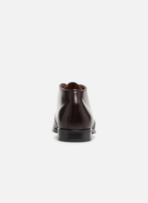 Boots en enkellaarsjes Marvin&Co Nukka Bordeaux rechts