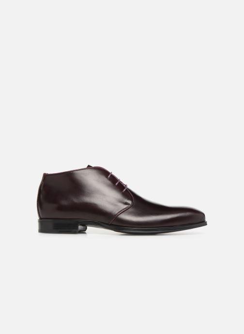 Bottines et boots Marvin&Co Nukka Bordeaux vue derrière