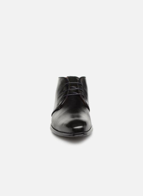 Bottines et boots Marvin&Co Nukka Noir vue portées chaussures