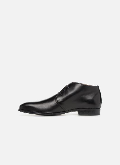 Boots en enkellaarsjes Marvin&Co Nukka Zwart voorkant