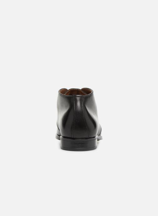Bottines et boots Marvin&Co Nukka Noir vue droite