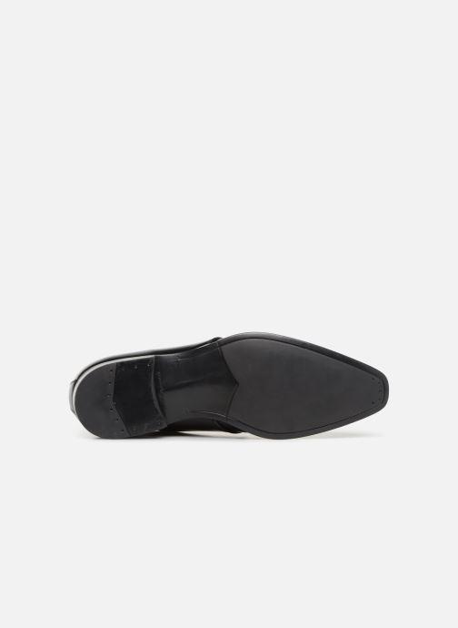Bottines et boots Marvin&Co Nukka Noir vue haut