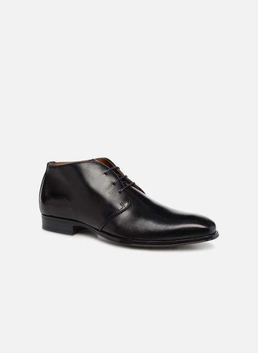 Bottines et boots Marvin&Co Nukka Noir vue détail/paire