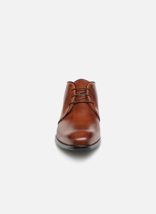 Bottines et boots Marvin&Co Nukka Marron vue portées chaussures