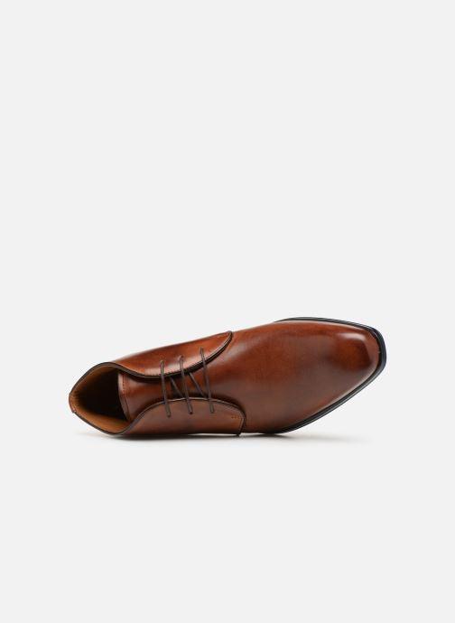 Stiefeletten & Boots Marvin&Co Nukka braun ansicht von links