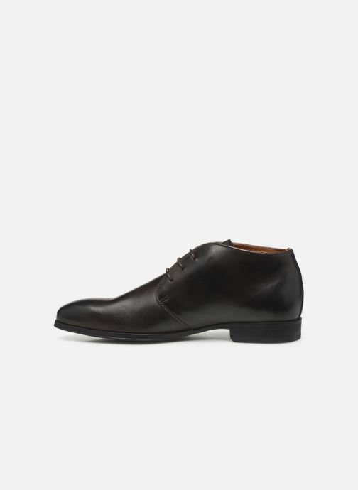 Bottines et boots Marvin&Co Nukka Marron vue face