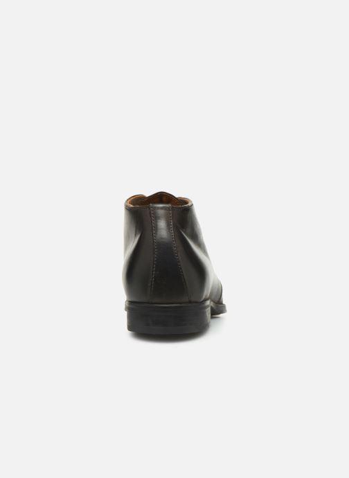 Bottines et boots Marvin&Co Nukka Marron vue droite