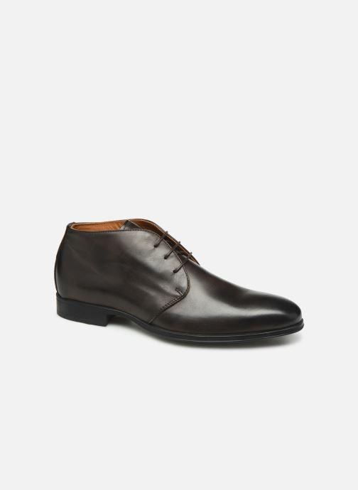 Bottines et boots Marvin&Co Nukka Marron vue détail/paire