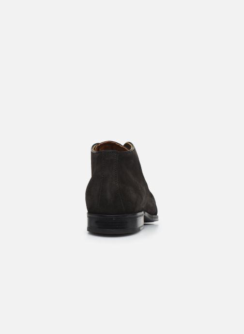 Bottines et boots Marvin&Co Nukka Gris vue droite