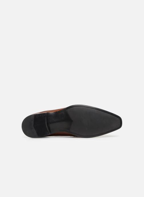 Chaussures à lacets Marvin&Co Newnight Marron vue haut