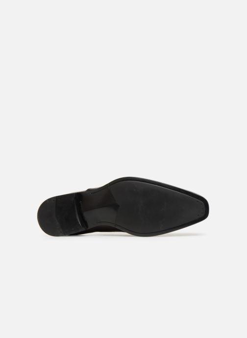 Chaussures à lacets Marvin&Co Nowain Marron vue haut