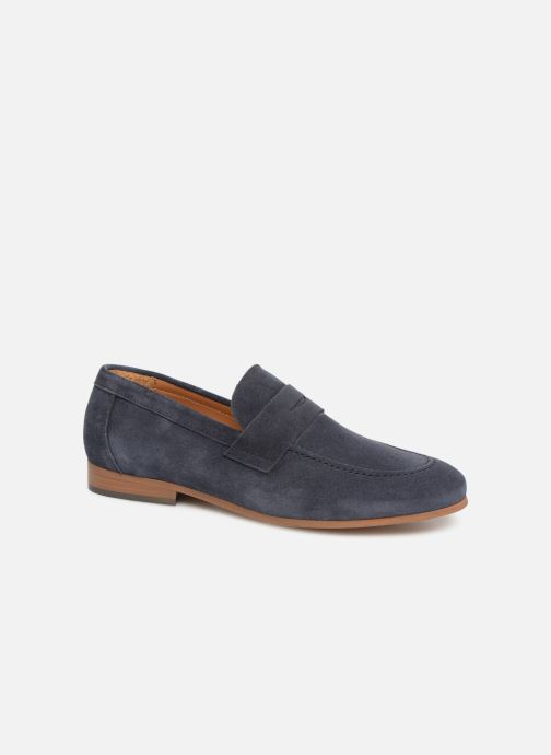 Mocassins Marvin&Co Nimoc Blauw detail