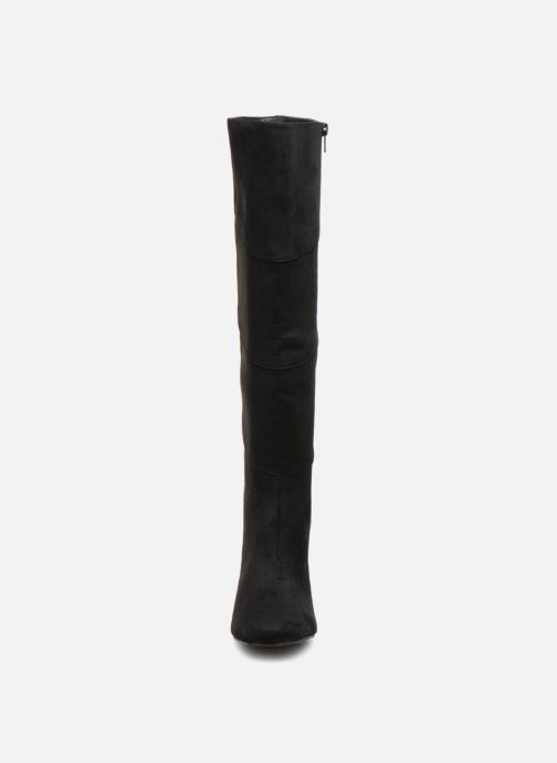 Bottes Vanessa Wu BT1644 Noir vue portées chaussures