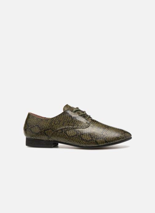 Chaussures à lacets Vanessa Wu RL1142 Vert vue derrière