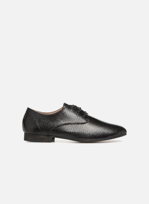 Chaussures à lacets Vanessa Wu RL1142 Noir vue derrière