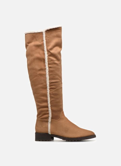 Boots & wellies Vanessa Wu BT1696 Brown back view
