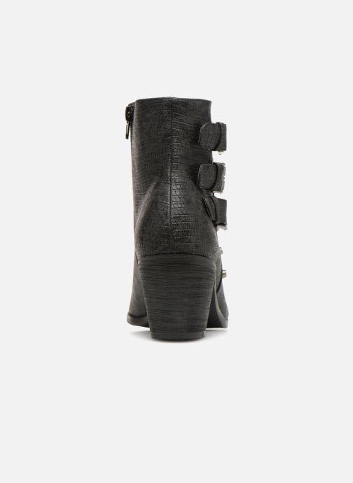 Bottines et boots Vanessa Wu BT1421 Noir vue droite