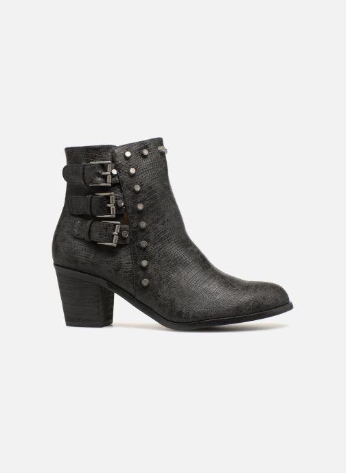 Stiefeletten & Boots Vanessa Wu BT1421 schwarz ansicht von hinten