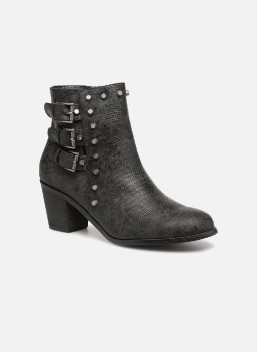 Stiefeletten & Boots Vanessa Wu BT1421 schwarz detaillierte ansicht/modell