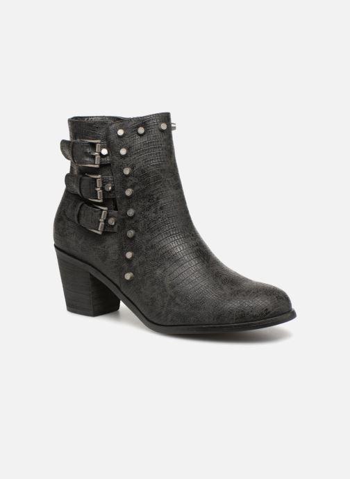 Bottines et boots Vanessa Wu BT1421 Noir vue détail/paire