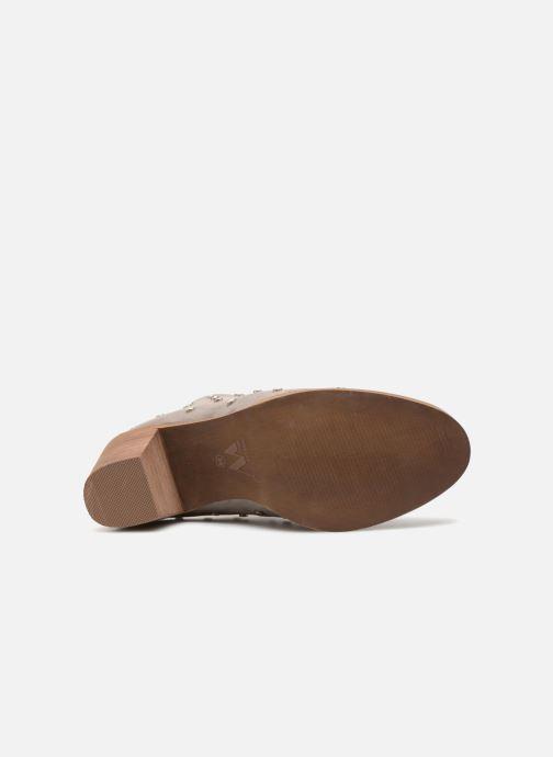 Stiefeletten & Boots Vanessa Wu BT1596 grau ansicht von oben