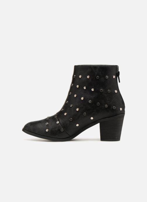 Bottines et boots Vanessa Wu BT1596 Noir vue face