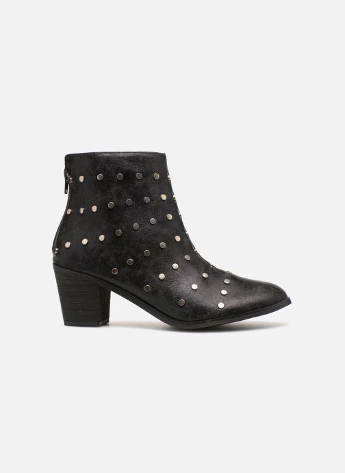 Stiefeletten & Boots Vanessa Wu BT1596 schwarz ansicht von hinten