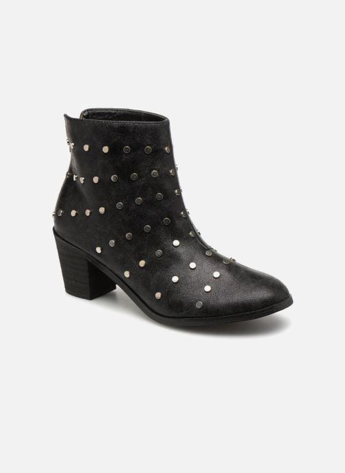 Bottines et boots Vanessa Wu BT1596 Noir vue détail/paire