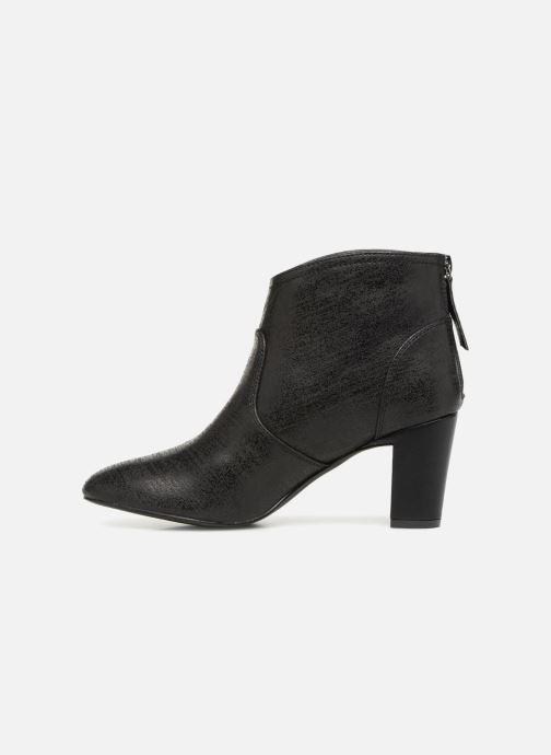 Bottines et boots Vanessa Wu BT1676 Noir vue face
