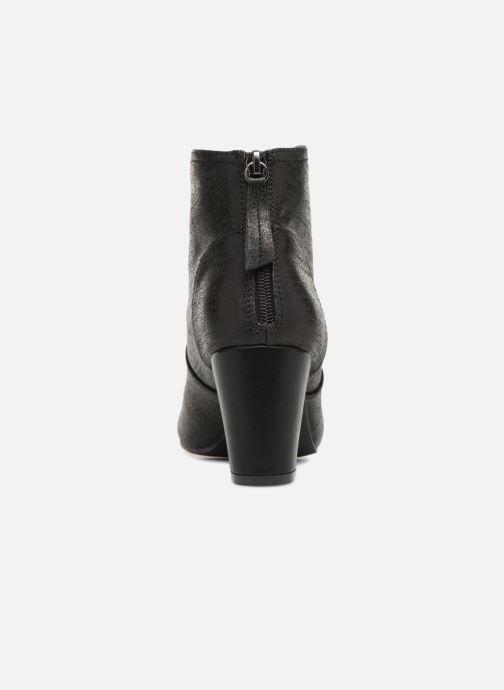 Bottines et boots Vanessa Wu BT1676 Noir vue droite
