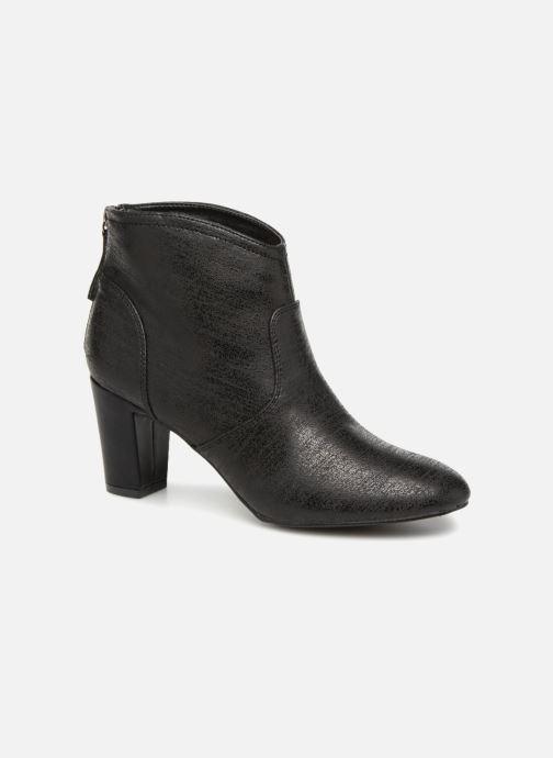 Bottines et boots Vanessa Wu BT1676 Noir vue détail/paire