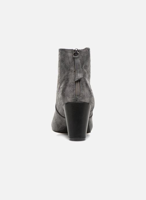 Stiefeletten & Boots Vanessa Wu BT1676 grau ansicht von rechts