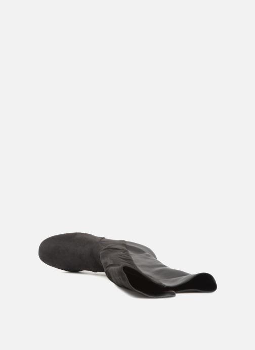 Stiefel Vanessa Wu BT1653 schwarz ansicht von links