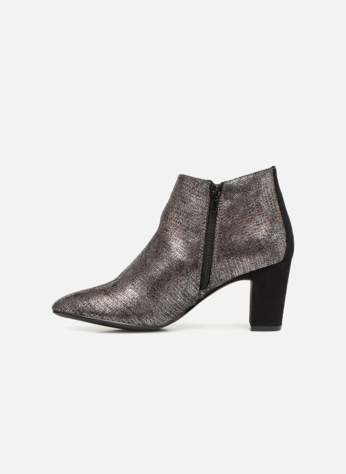 Boots en enkellaarsjes Vanessa Wu BT1677 Zilver voorkant