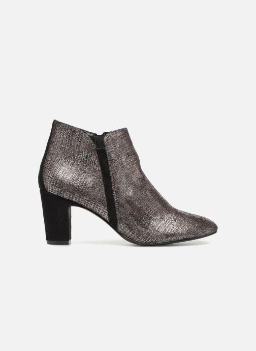 Boots en enkellaarsjes Vanessa Wu BT1677 Zilver achterkant
