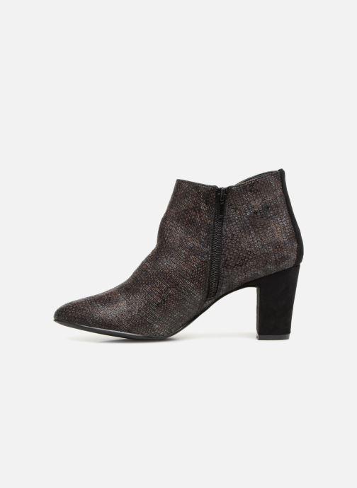 Stiefeletten & Boots Vanessa Wu BT1677 schwarz ansicht von vorne