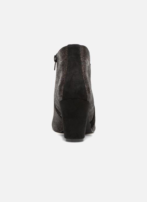 Stiefeletten & Boots Vanessa Wu BT1677 schwarz ansicht von rechts