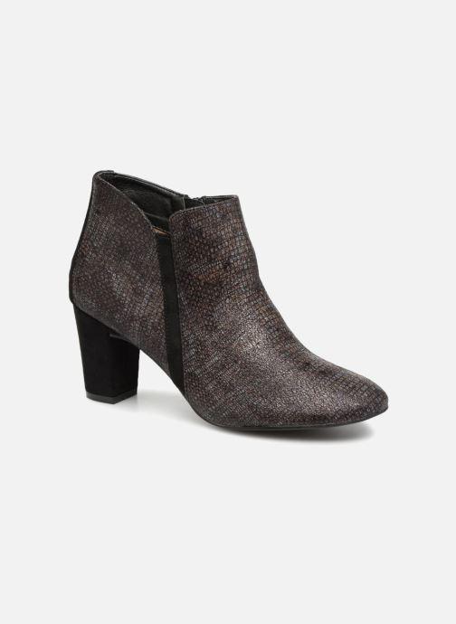 Stiefeletten & Boots Vanessa Wu BT1677 schwarz detaillierte ansicht/modell