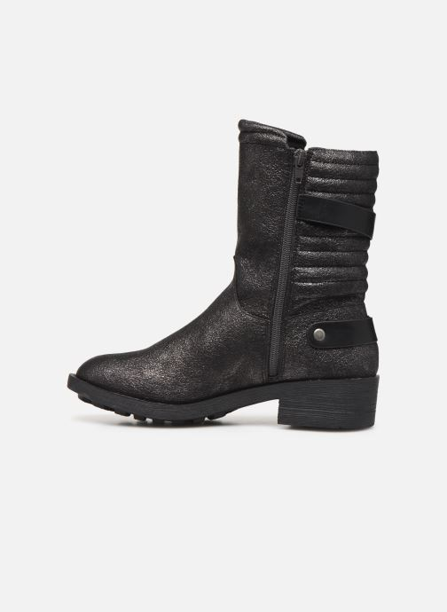 Ankle boots Vanessa Wu BT1688 Black front view