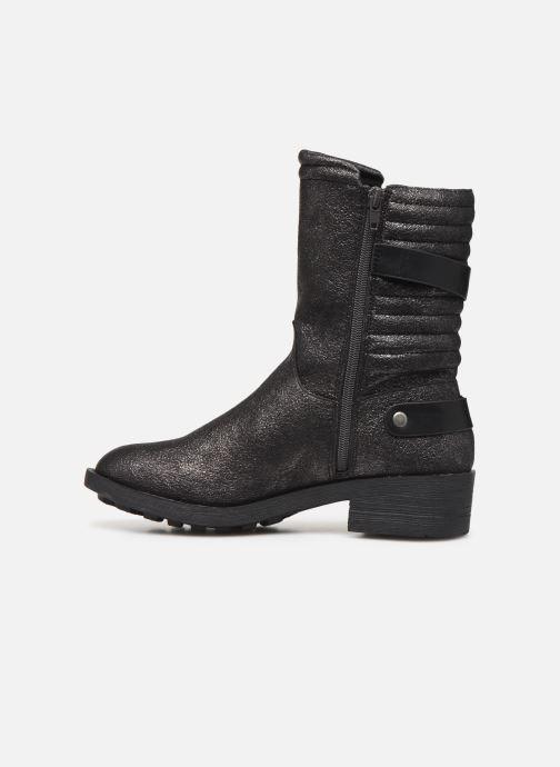 Bottines et boots Vanessa Wu BT1688 Noir vue face