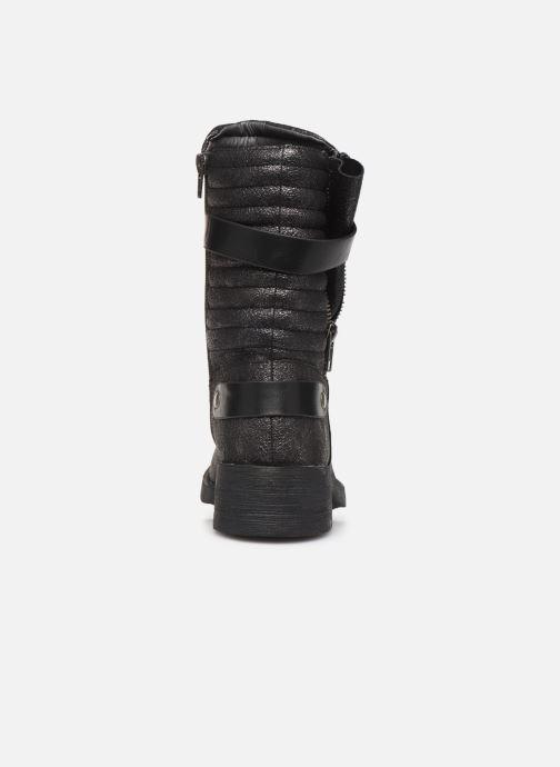 Bottines et boots Vanessa Wu BT1688 Noir vue droite