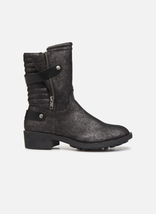 Ankle boots Vanessa Wu BT1688 Black back view
