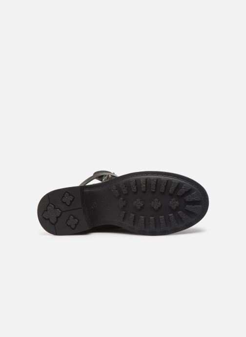 Bottines et boots Vanessa Wu BT1688 Noir vue haut
