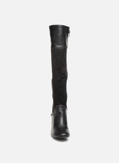Stiefel Vanessa Wu BT1647 schwarz schuhe getragen