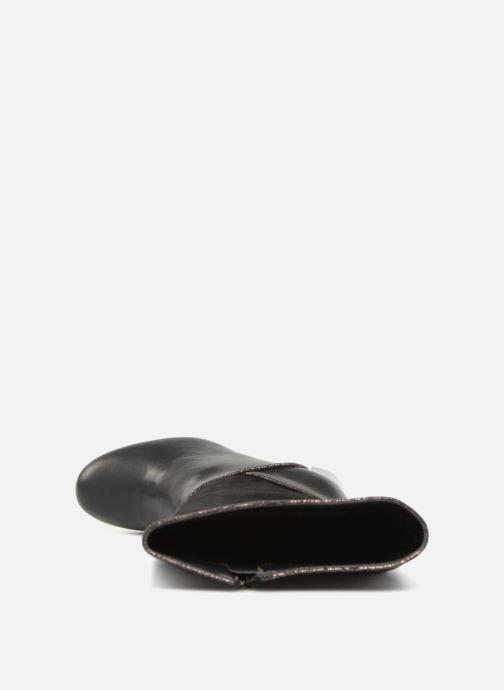 Stiefel Vanessa Wu BT1647 schwarz ansicht von links