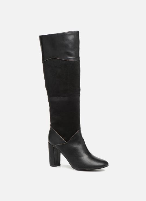 Stiefel Vanessa Wu BT1647 schwarz detaillierte ansicht/modell