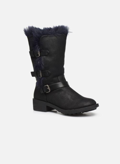 Stiefel Vanessa Wu BT1689 schwarz detaillierte ansicht/modell