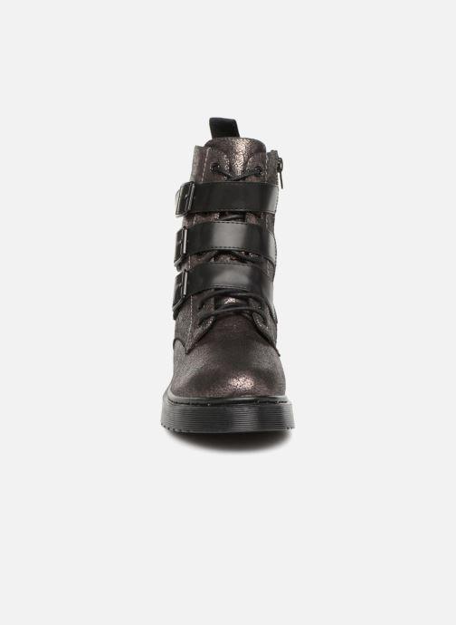 Bottines et boots Vanessa Wu BT1691 Argent vue portées chaussures