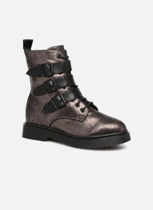 Bottines et boots Vanessa Wu BT1691 Argent vue détail/paire