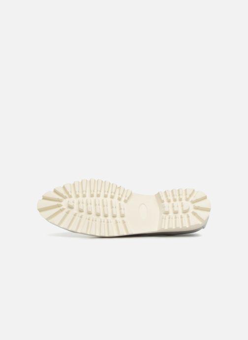 Zapatos con cordones Vanessa Wu RL1034 Plateado vista de arriba